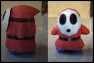 super-mario-shyguy-papercraft