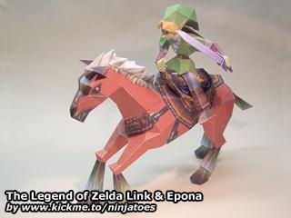 link+epona
