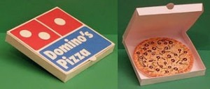 Domino's+Pizza+Paper+Toy