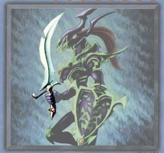 Espada de Black Luster Soldier