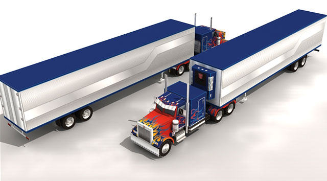 optimus_prime_18_wheeler_papercraft_content