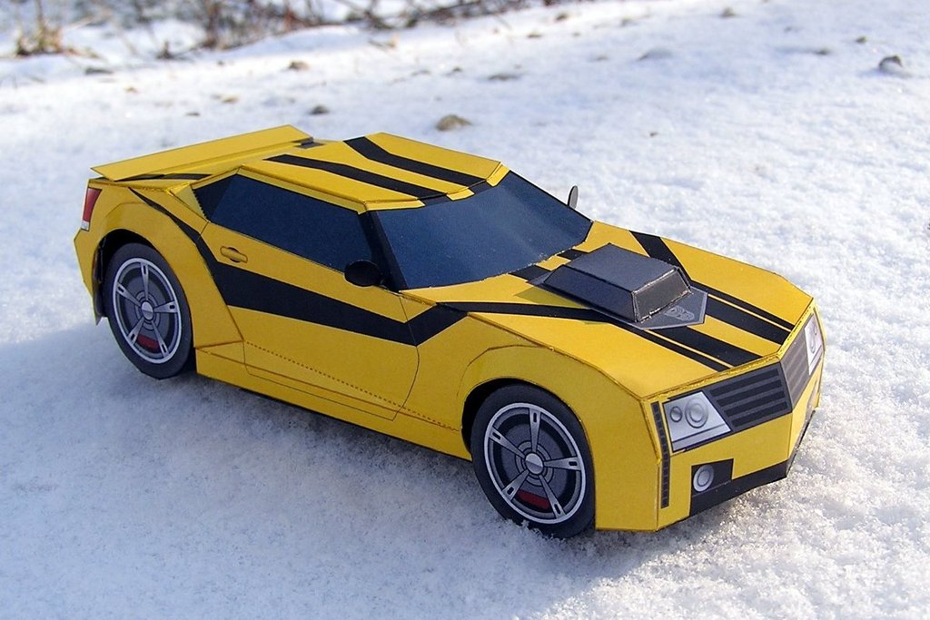 transformers_prime__bumblebee_papercraft_by_projectkitt-d5st5gm