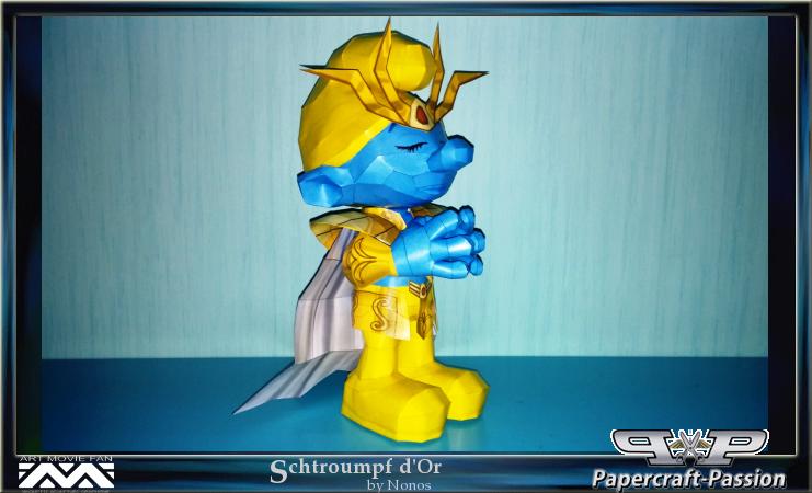 Nonos2014_5_Schtroumpf_d'Or_
