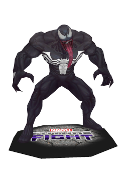 Marvel Venom Papercraft