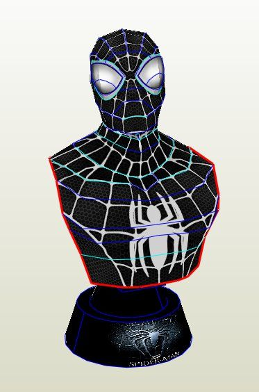 spiderman-black