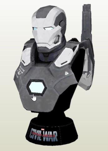 War Machine 003