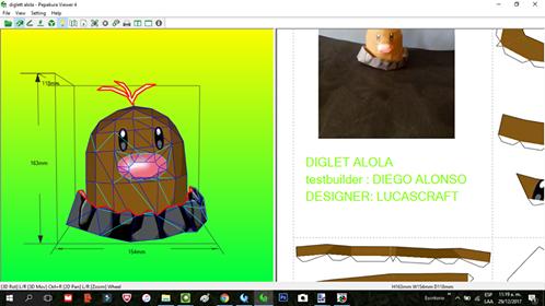 Diglett Alola