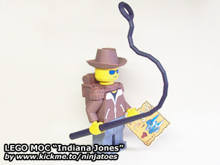 Indiana Jones Lego